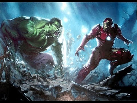 Iron Man Vs Hulk Full Movie {full Movie} No Music Only In Credits video