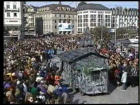2001 - Chottlebotzer Lozärn am Wey-Umzug