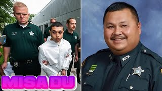 School cop hailed hero for running towards gunman in Florida shooting