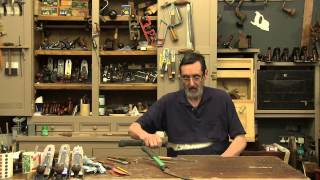 Sharpening Garden Shears - with Paul Sellers