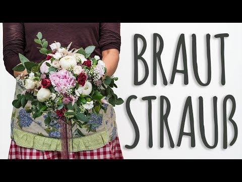 SOMMERLICHE BLUMENDEKO UND BRAUTSTRAßE - DIY