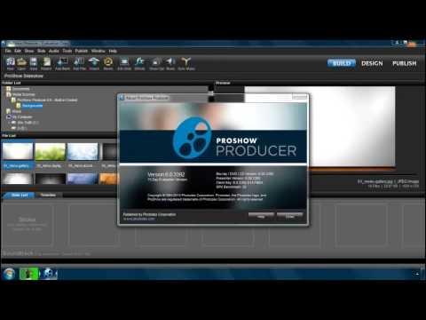 Download Proshow Producer 6.0 full Crack, tải Proshow Producer 6.0 full Cra