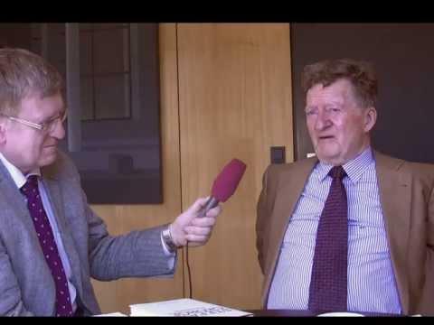 Dr. h.c. Michael Klett antwortet auf Fragen zu Stefan George