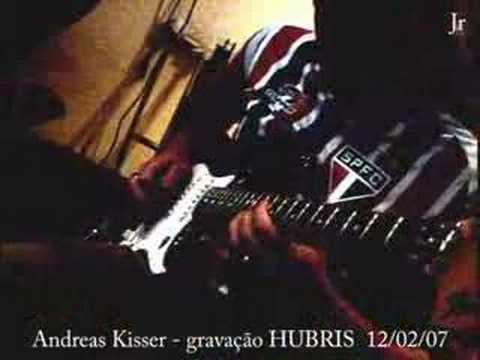 Andreas Kisser - HUBRIS