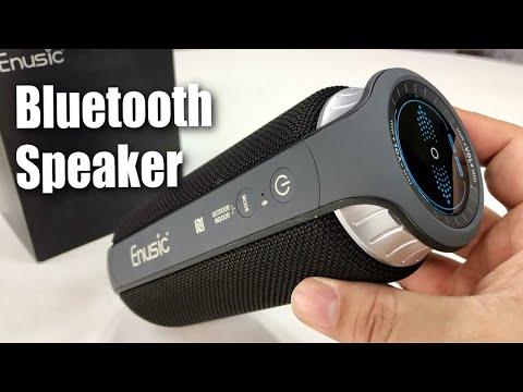 Enusic EIVOTOR Portable 24W Bluetooth Surround Sound Speaker Review
