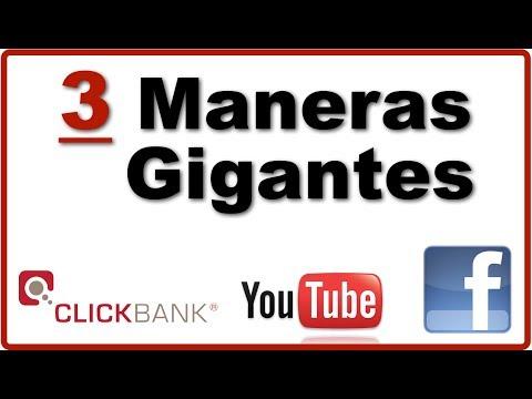 Como Hacer Dinero Por Internet - Las Tres Maneras Más Gigantes 2014