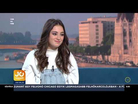 A Hamupipőke musical főszerepét alakítja - Varga Vivien - ECHO TV