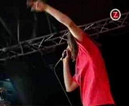 Rage Against The Machine - Bulls on Parade (live)