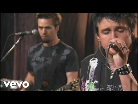 Papa Roach - Scars (aol Sessions) video