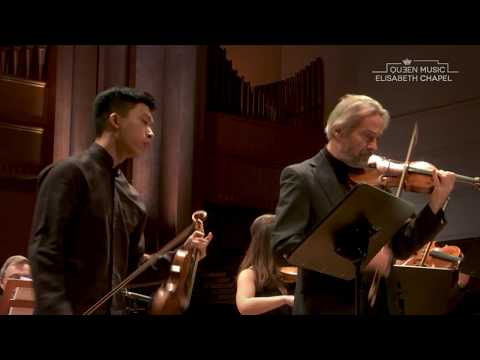 Music Chapel Festival: Duo! G. Carmignola & K. Leong: Vivaldi, concerto for 2 violins