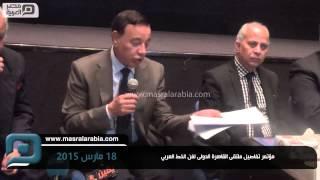 مصر العربية | مؤتمر تفاصيل ملتقى القاهرة الدولى لفن الخط العربي