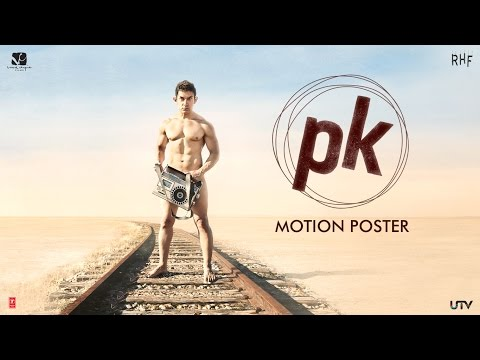 PK Official Motion Poster I Releasing December 19 2014