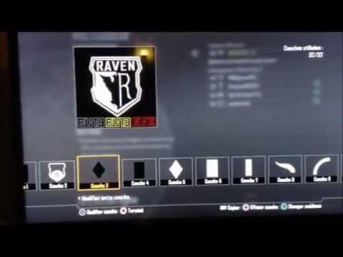 Emblème Bo2 Team Raven