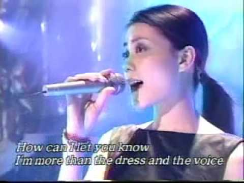 "Faye Wong - Eyes on me (theme to ""final Fantasy Viii"")"