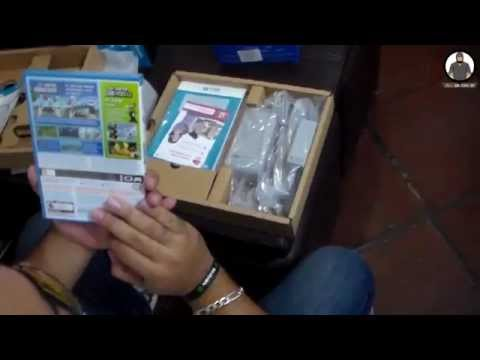 Unboxing | Wii U, Pro controller para Wii u y Quad dock REV