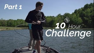 Download Lagu 10 HOUR Bass Fishing CHALLENGE! (Part 1) Gratis STAFABAND