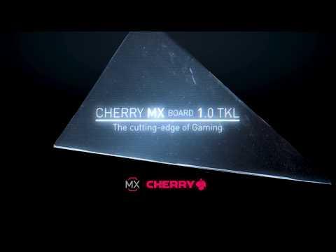독일명품 입력장치 브랜드 체리 MX Board 1.0 TKL LED 소개 영상