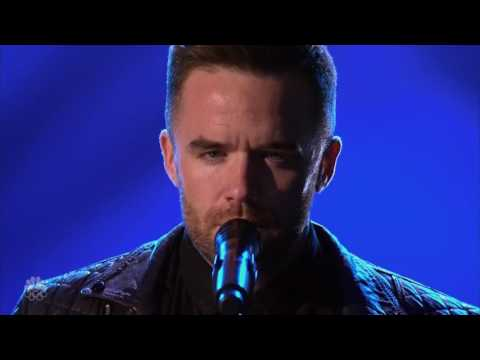 Brian Justin Crum Creep America's Got Talent July 19, 2016 AMAZING MP3