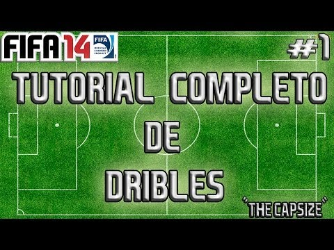 Fifa 14 Brasil Tutorial Completo de Dribles Como e Quando Executar Skillmoves Parte 1