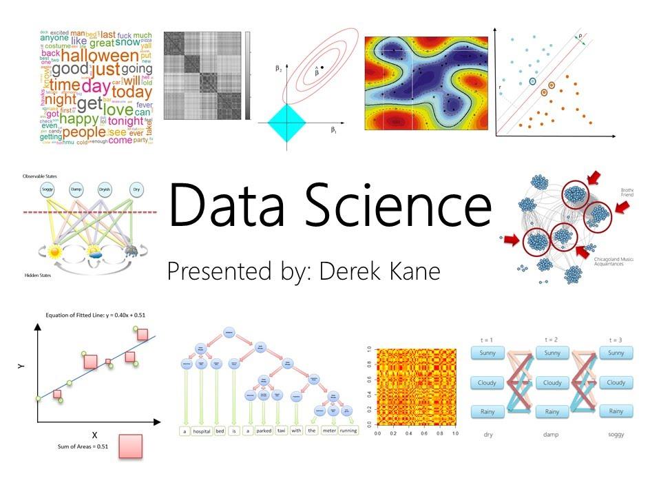 Data Science - Part I - Building Predictive Analytics Capabilities