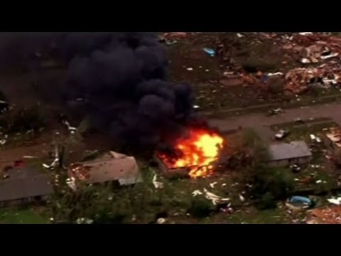 Powerful US tornado kills dozens in Oklahoma City