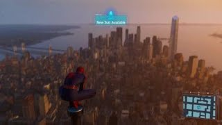 The Game Over Show Marvel's Spider-Man Ending With Two Sequel Stingers