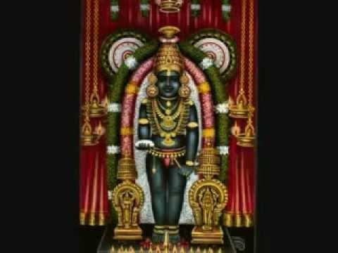 K.s.chitra -guruvayurappan Song  Malayalam-keshadi Padham Thozhunne video