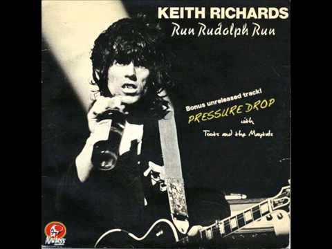 Keith Richards - Run Rudolph Run