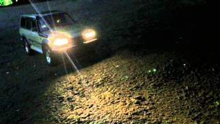 RC Toyota Land Cruiser 80 night adventure