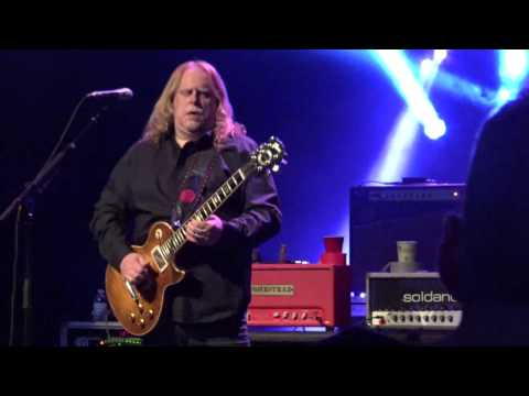 Gov't Mule Montbleu Lake Tahoe 3/3/17 Broke Down On the Brazos