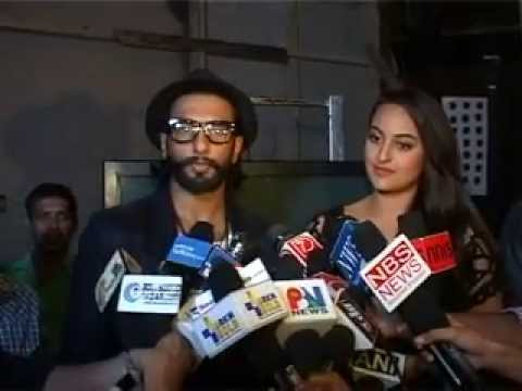 Lootera promotion on Emotional Atyachar. Did Sonakshi Sinha & Ranveer Singh stop the Atyachar?