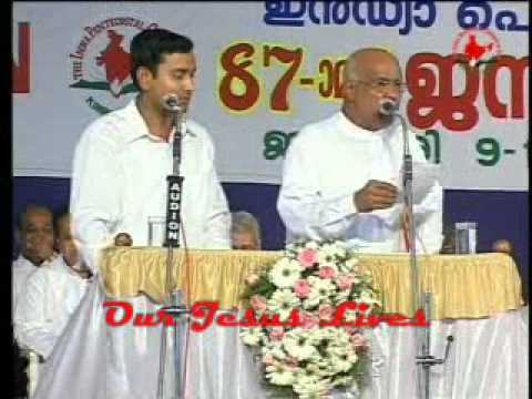 Kumbanad Convention 2011, Pr K M Joseph, Acts 26 26 Part 2