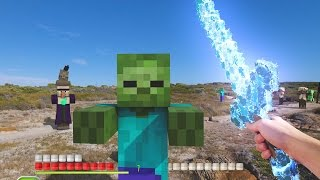 Minecraft In Real Life | The Master Sword (PART ONE)
