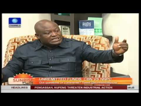 Missing Money: NNPC/CBN Should Not Have Gone Public - Ojomu Pt.2