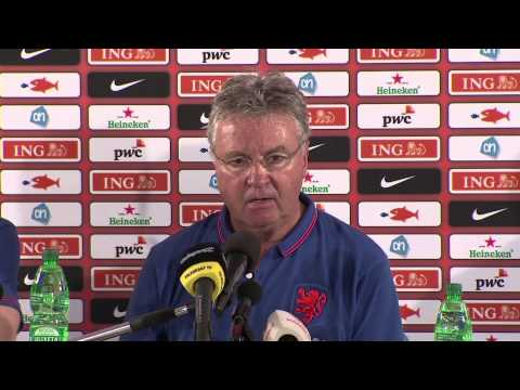 Guus Hiddink ready for his return as Holland manager