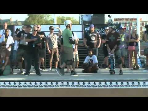 Maloof Money Cup South Africa: Vert Finals 2011