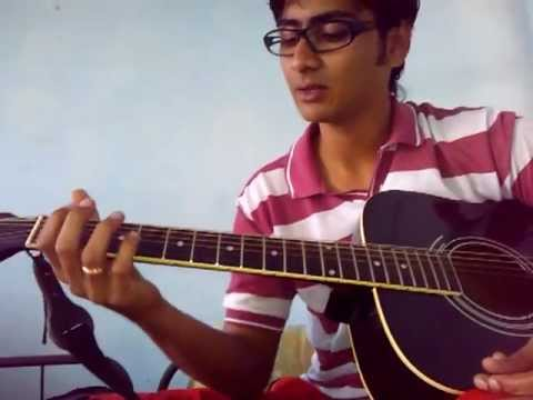 Sajni ( by Jal Band ) Guitar lesson by Mykee