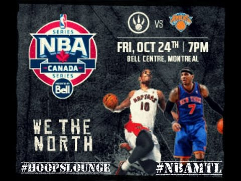 Hoops Lounge  Evenko NBA Contest #HoopsLounge #NBAMTL