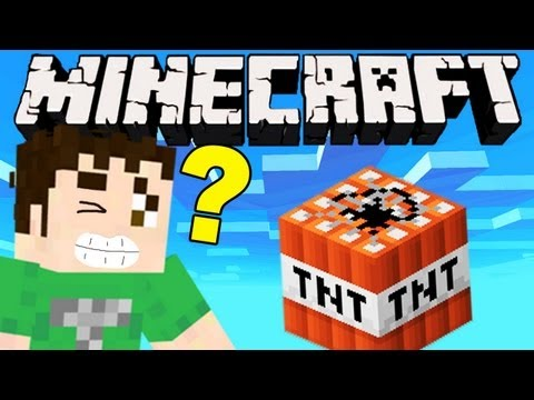 Minecraft - TNT FAIL
