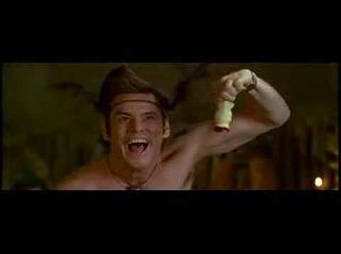 best scenes from Ace ventura