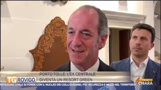 PORTO TOLLE : L'EX CENTRALE DIVENTA UN RESORT GREEN