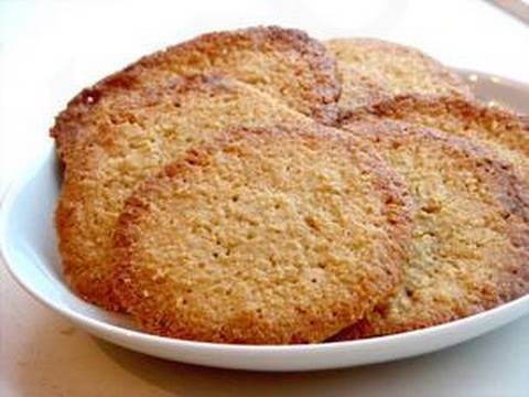 Simple oatmeal cookies &#8211; Recipe
