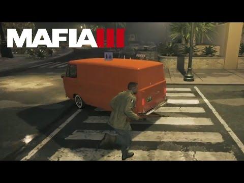 Mafia 3, доставка на кончиках пальцев