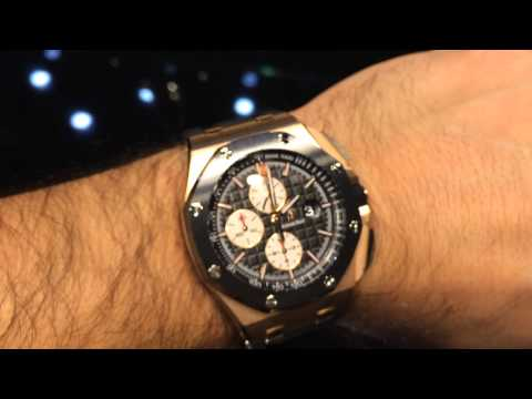 Audemars Piguet Royal Oak offshore 44mm or rose