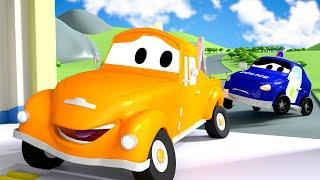 Xe tải kéo cho trẻ em - Matt nhí - Thành phố xe 🚗 những bộ phim hoạt hình về