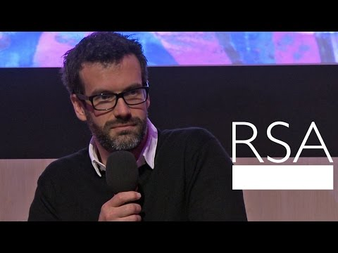 RSA Spotlight - Marcus Brigstocke and Seven Serious Jokes About Climate Change