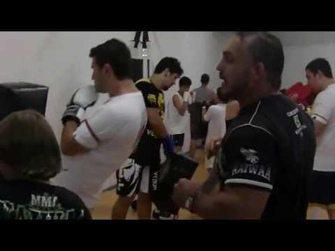 Aulão na Chute Boxe São José dos Pinhais - PR