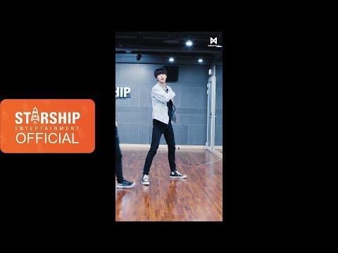 [HYUNGWON][Dance Practice] 몬스타엑스 (MONSTA X) - 'DRAMARAMA' Vertical Video