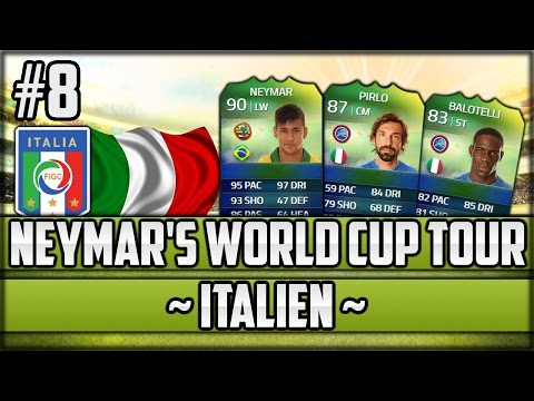 FIFA 14 Next Gen - Neymar's World Cup Tour - #8 - Italien