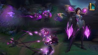 Prezentarea campionului Kai'Sa | Gameplay – League of Legends